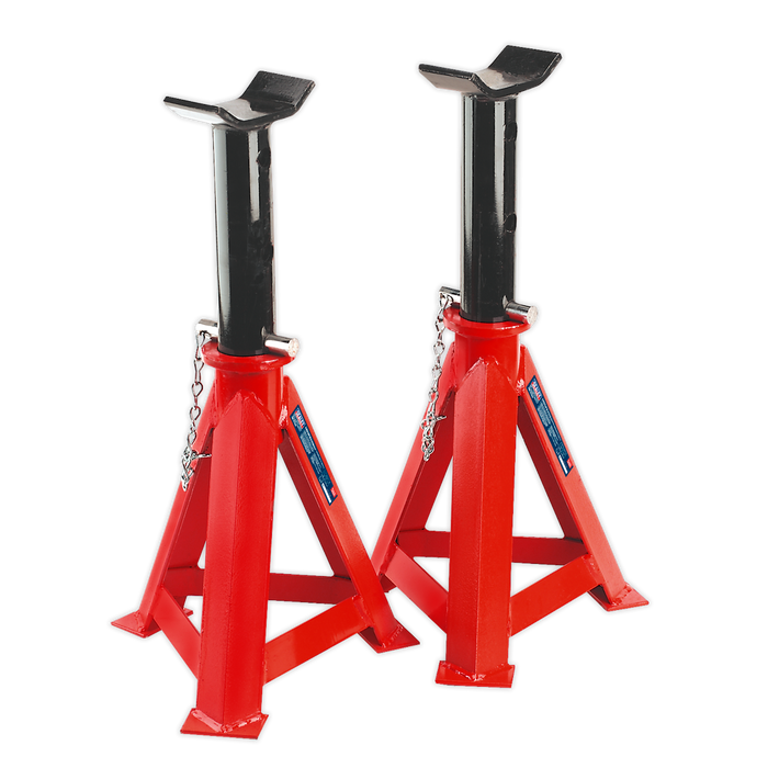 Sealey - AS12000 Axle Stands (Pair) 12tonne Capacity per Stand
