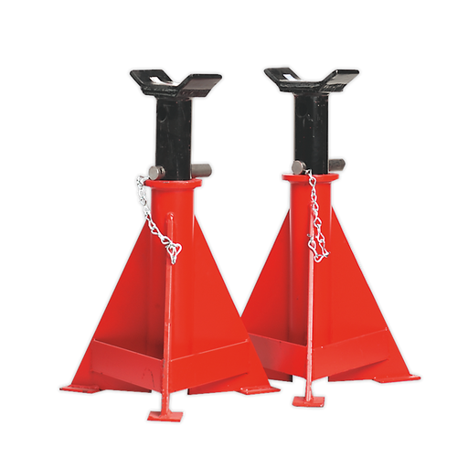 Sealey - AS15000 Axle Stands (Pair) 15tonne Capacity per Stand