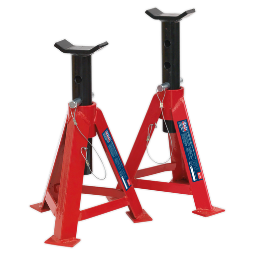 Sealey - AS5000 Axle Stands (Pair) 5tonne Capacity per Stand