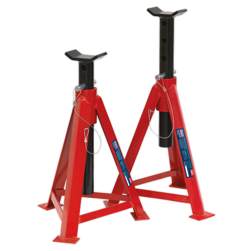 Sealey - AS5000M Axle Stands (Pair) 5tonne Capacity per Stand