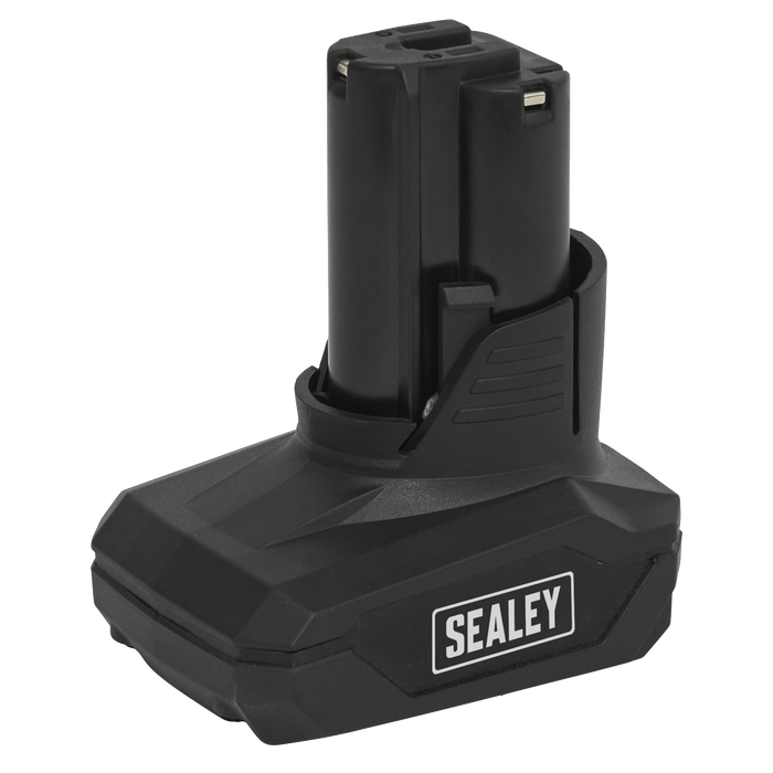Sealey - CP1200BP4 Power Tool Battery 12V 4Ah Li-ion for CP1200 Series