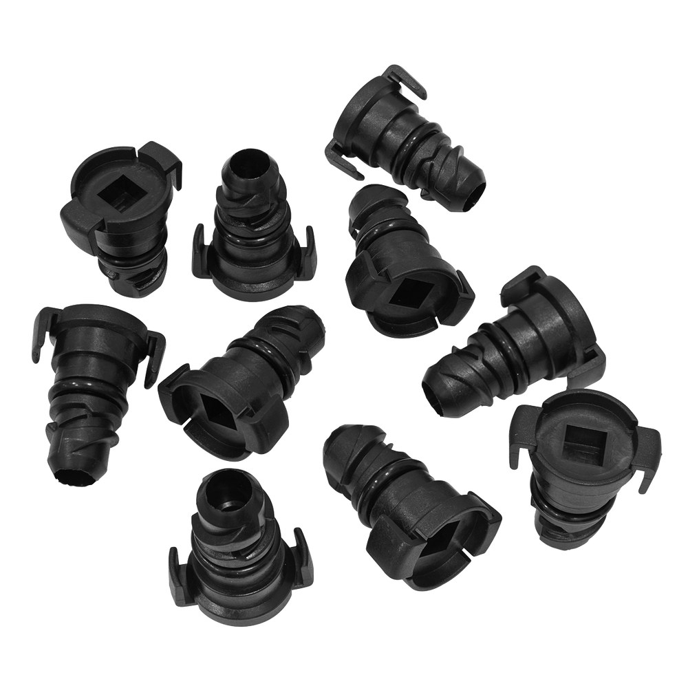 Sealey - DB8127 Plastic Sump Plug - Ford EcoBoost - Pack of 10