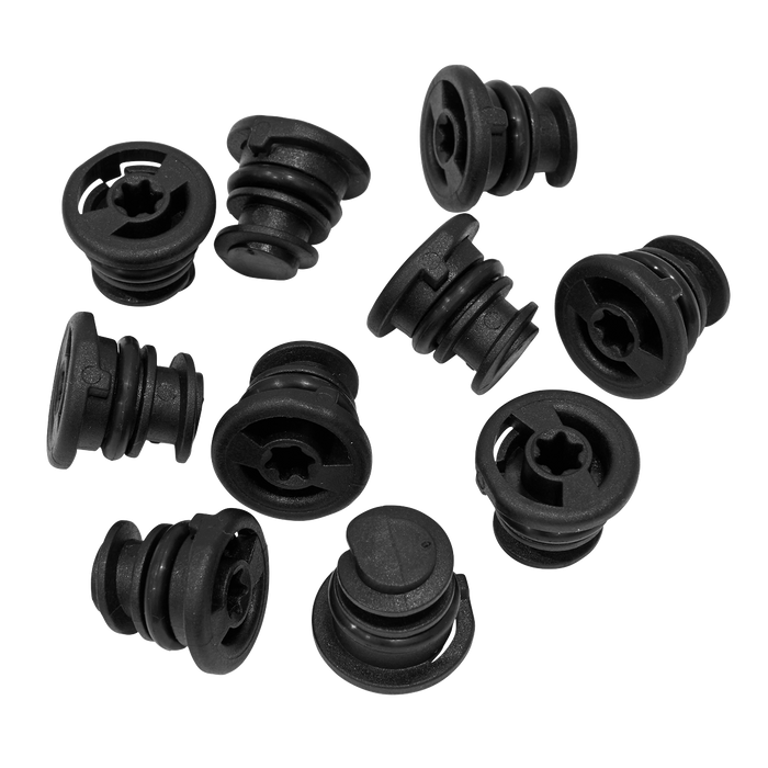 Sealey - DB8131 Plastic Sump Plug - VAG - Pack of 10