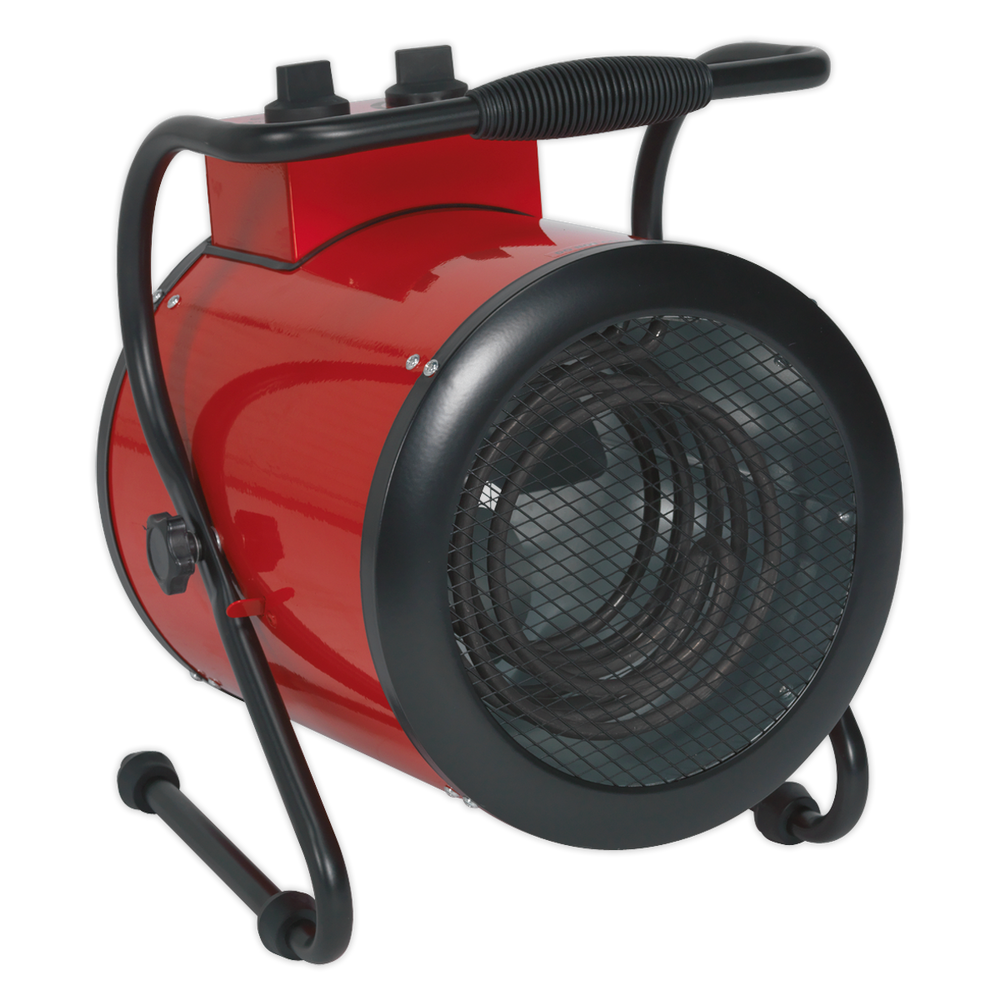 Sealey - EH3001 Industrial Fan Heater 3kW 2 Heat Settings