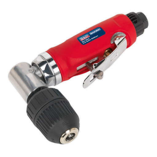 Sealey - GSA231 Air Angle Drill with Ø10mm Keyless Chuck
