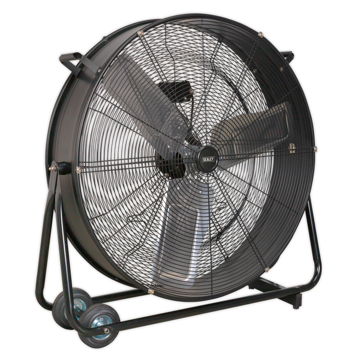 "Sealey - HVD30 Industrial High Velocity Drum Fan 30"" 230V"