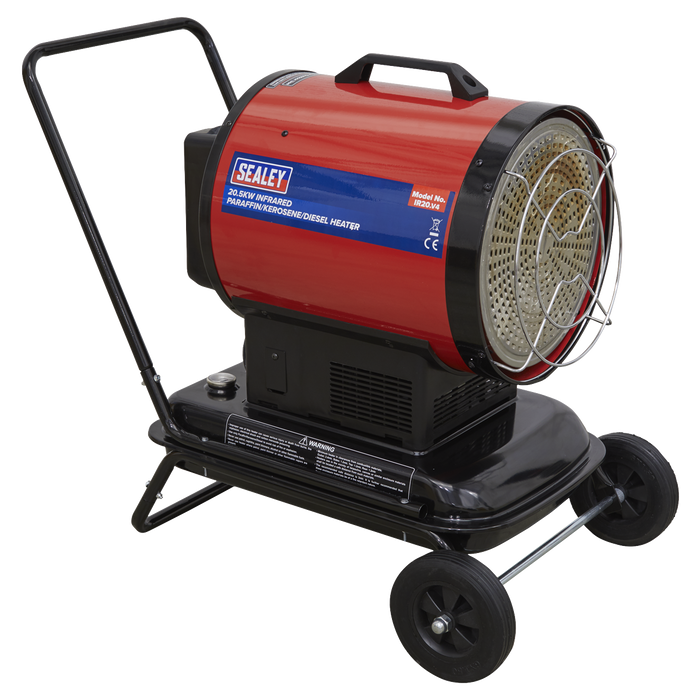 Sealey - IR20T Trolley for IR20