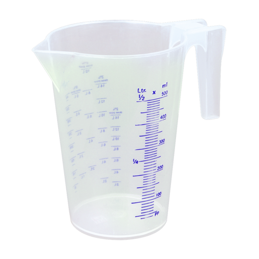 Sealey - JM500 Mixture Measuring Jug 500ml