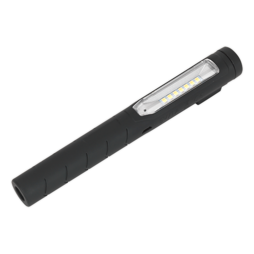 Sealey - LED047 Rechargeable Inspection Penlight 7 SMD + 1W LED Lithium-ion