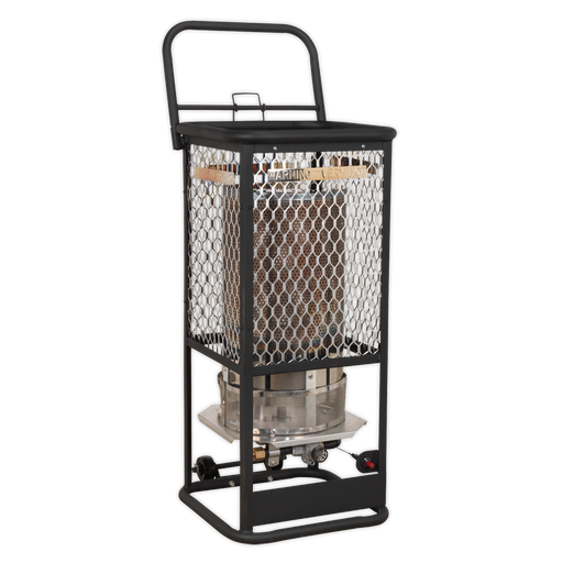 Sealey - LPH125 Space Warmer® Industrial Propane Heater 125,000Btu/hr