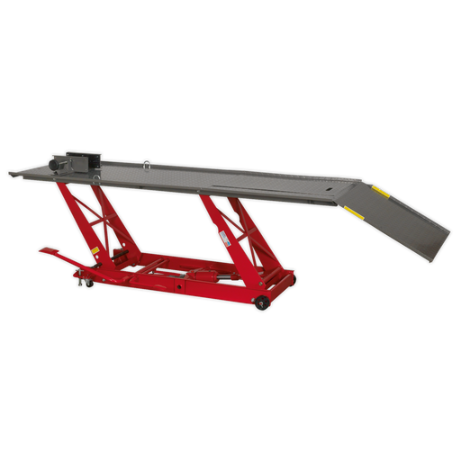 Sealey - MC401 Motorcycle Lift 454kg Capacity Hydraulic
