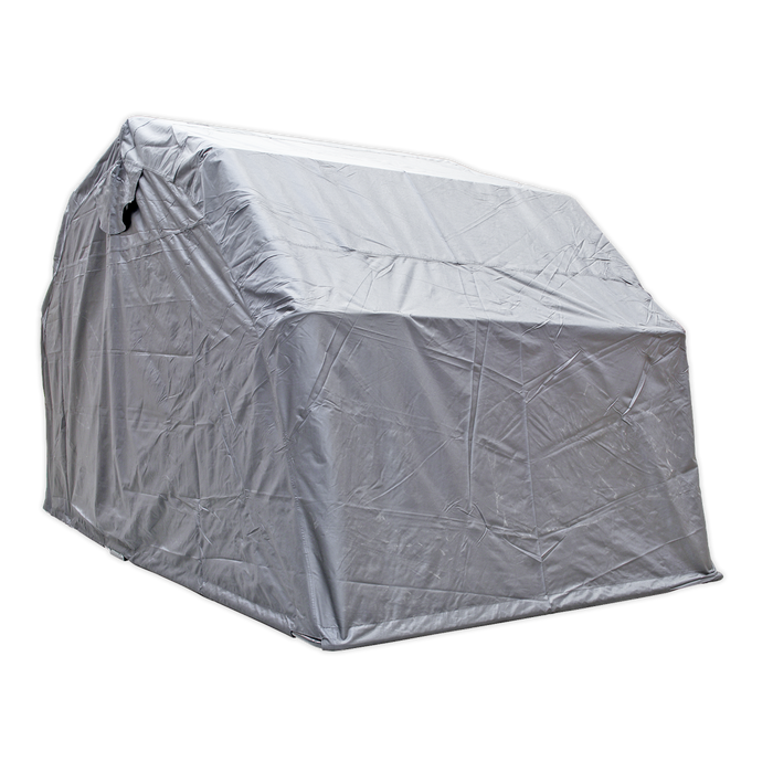 Sealey - MCS02 Vehicle Storage Shelter Medium 3400 x 1800 x 1900mm