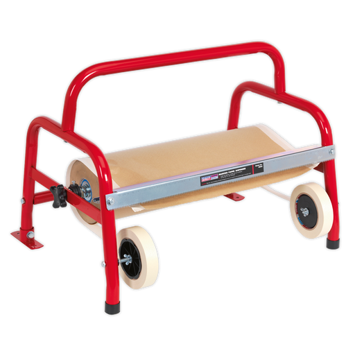Sealey - MK65 Masking Paper Dispenser 1 x 450mm Floor Mounting