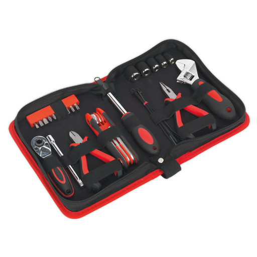 Sealey - MS164 Motorcycle Underseat Tool Kit 28pc