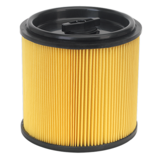 Sealey - PC200CFL Locking Cartridge Filter for PC200 & PC300 Series