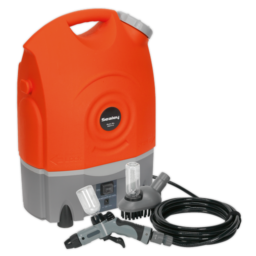 Sealey - PW1712 Pressure Washer 12V Rechargeable