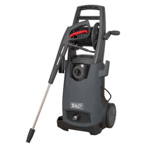 Sealey - PW2500 Pressure Washer 170bar with TSS & Rotablast Nozzle 230V