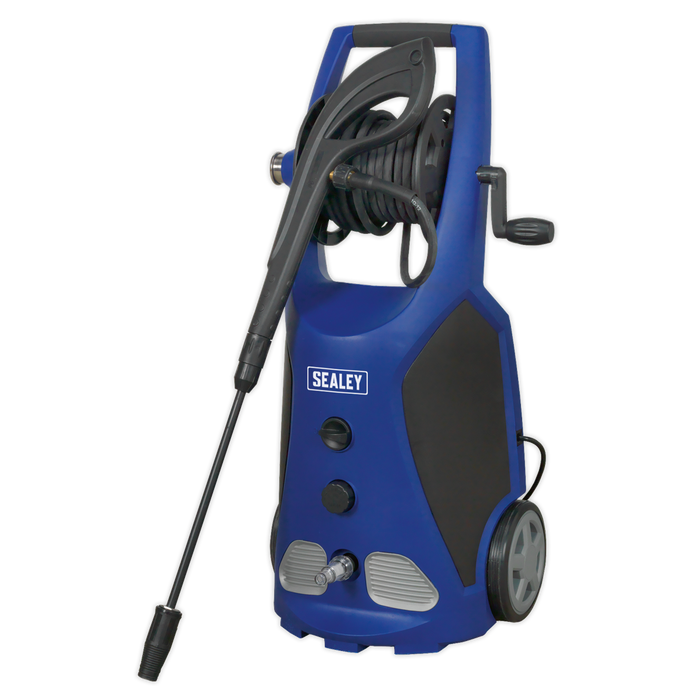 Sealey - PW3500 Professional Pressure Washer 140bar with TSS & Rotablast® Nozzle 230V