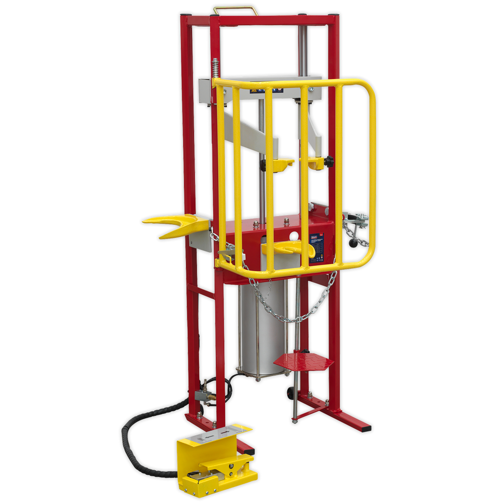 Sealey - RE300 Coil Spring Compressor - Air Operated 1000kg