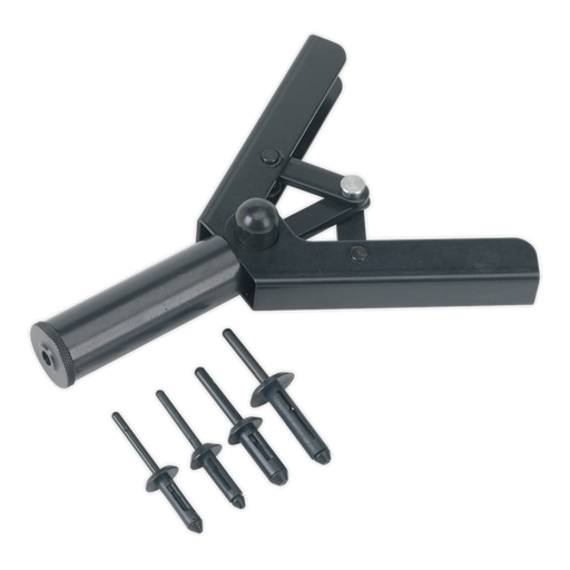 Sealey - RT001 Plastic Riveting Kit
