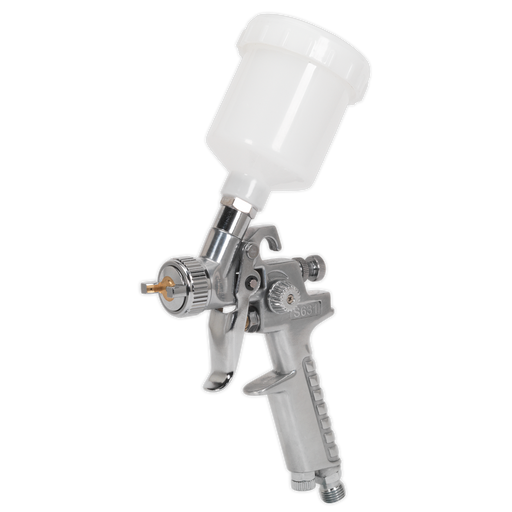 Sealey - S631 Spray Gun Touch-Up Gravity Feed 1mm Set-Up
