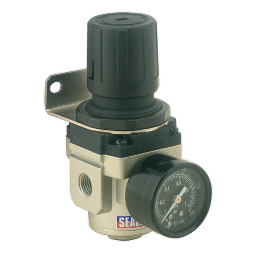 Sealey - SA106R Air Regulator Max Airflow 88cfm