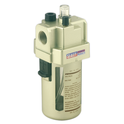 Sealey - SA206L Air Lubricator Max Airflow 175cfm