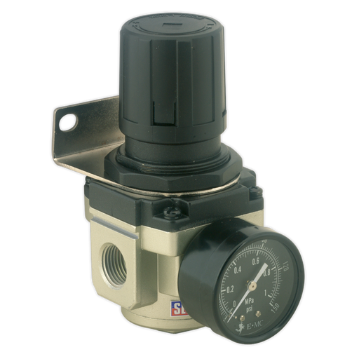 Sealey - SA206R Air Regulator Max Airflow 210cfm