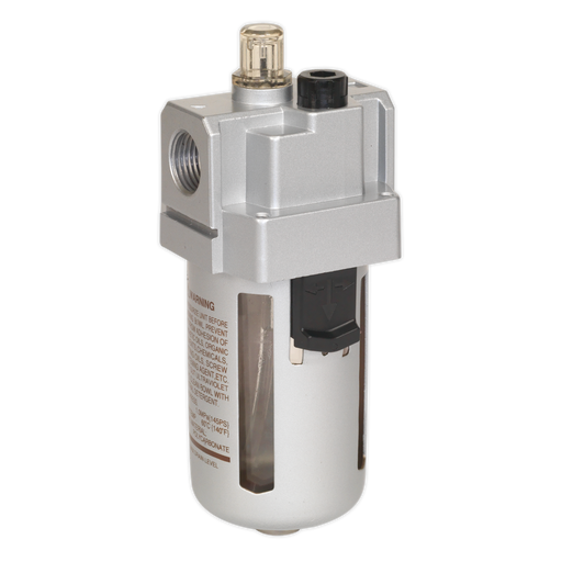 Sealey - SA4001L Air Lubricator - High Flow