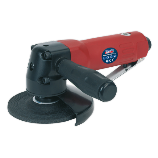 Sealey - SA43 Air Angle Grinder Ø100mm Heavy-Duty