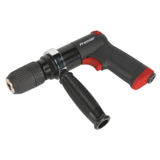 Sealey - SA621 Air Drill Ø13mm with Keyless Chuck Composite Premier
