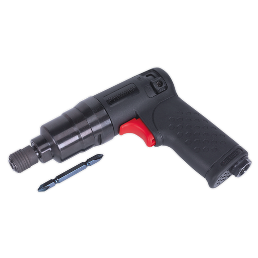 Sealey - SA623 Air Pistol Screwdriver Mini 600lb.in(67Nm) Composite Premier