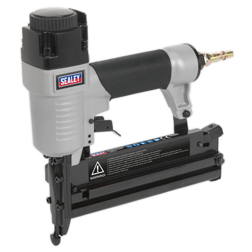 Sealey - SA792 Air Nail/Staple Gun 10-50mm/10-40mm Capacity