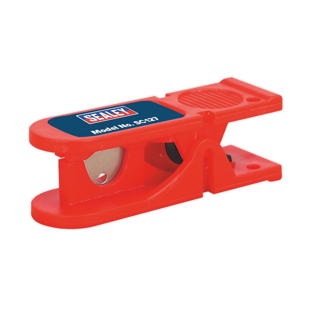 Sealey - SC127 Rubber Tube Cutter Ø3-12.7mm