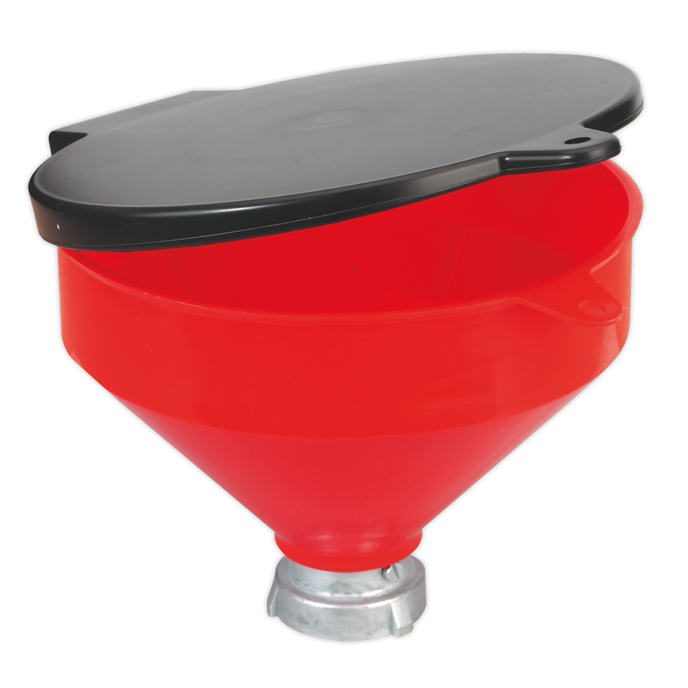 Sealey - SOLV/SF Solvent Safety Funnel with Flip Top