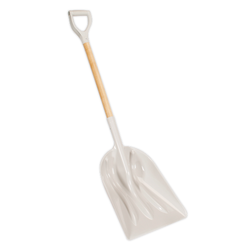Sealey - SS02 General Purpose Shovel with 900mm Wooden Handle