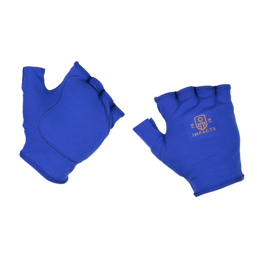 Sealey - SSP42 Safety Gloves Fingerless Vibration Absorbing - Large