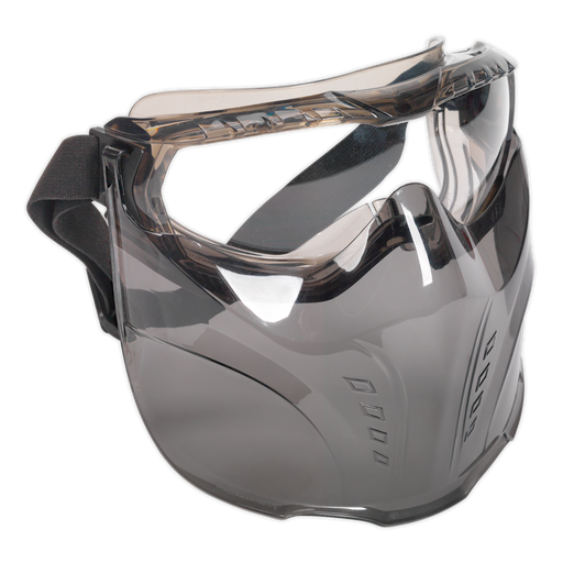 Sealey - SSP76 Safety Goggles with Detachable Face Shield