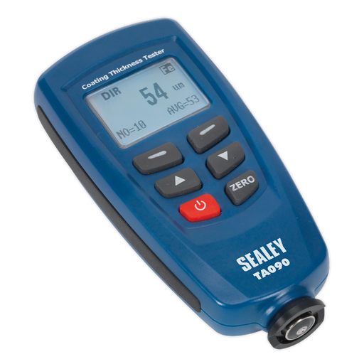 Sealey - TA090 Paint Thickness Gauge