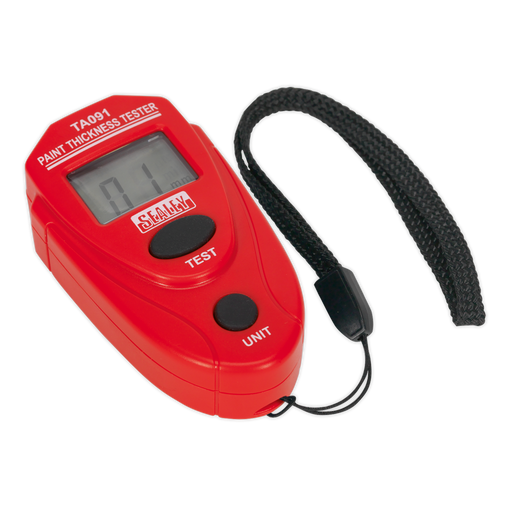 Sealey - TA091 Paint Thickness Gauge