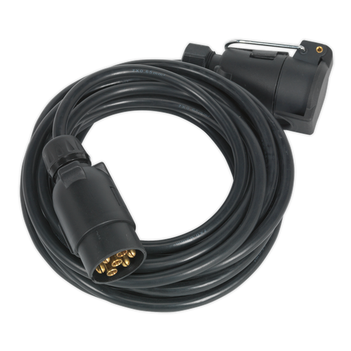 Sealey - TB57 Extension Lead 7-Pin N-Type 6m