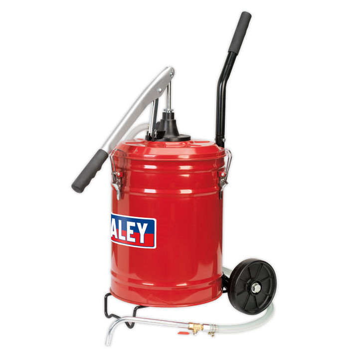 Sealey - TP17 Gear Oil Dispensing Unit 20L Mobile