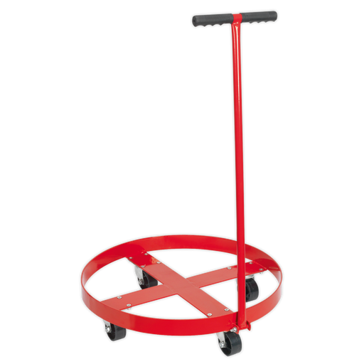 Sealey - TP205H Drum Dolly with Handle 205ltr