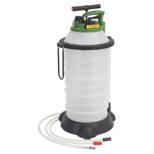 Sealey - TP6906 Vacuum Oil & Fluid Extractor & Discharge 18ltr