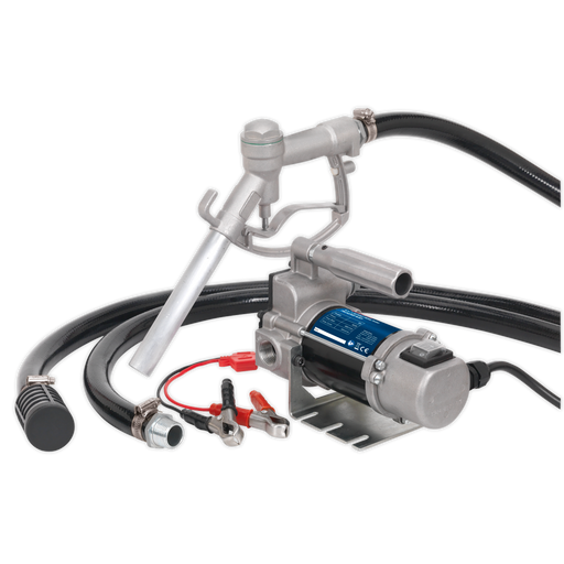 Sealey - TP96 Diesel/Fluid Transfer Pump Portable 12V