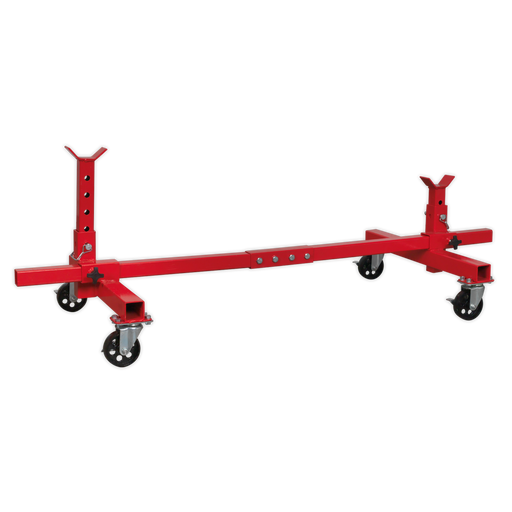Sealey - VMD001 Vehicle Moving Dolly 2 Post 900kg