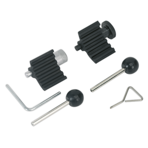 Sealey - VSE2358 Diesel Engine Setting/Locking Kit - VAG 1.2D, 1.6D, 1.9D, 2.0D TDi Common Rail - Belt Drive