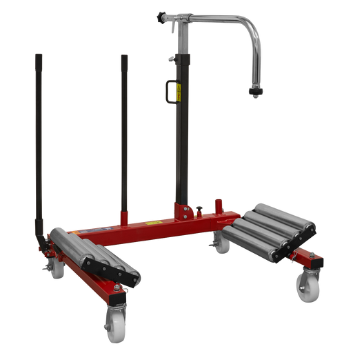 Sealey - W1200T Wheel Removal Trolley 1200kg Capacity