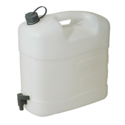 Sealey - WC20T Fluid Container 20ltr with Tap