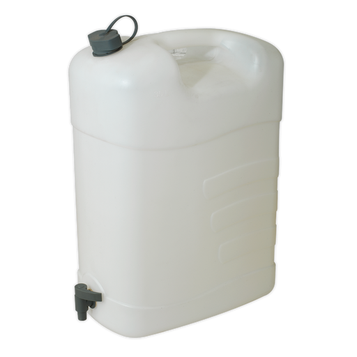 Sealey - WC35T Fluid Container 35ltr with Tap